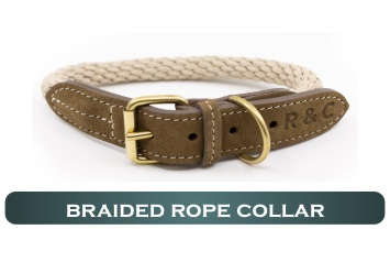 Braided collar