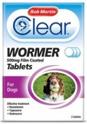 Flea and Worm Prevention