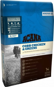 Acana Chicken and Greens 11.4Kg