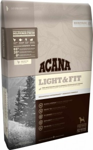 Acana Light and Fit 11.4Kg