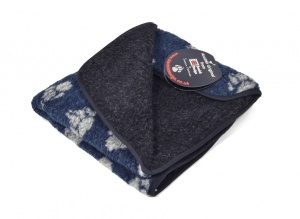 Danish Design Sherpa Fleece Dog Blanket