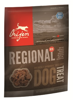 Orijen Regional Red Freeze Dried Treats Big Dog World