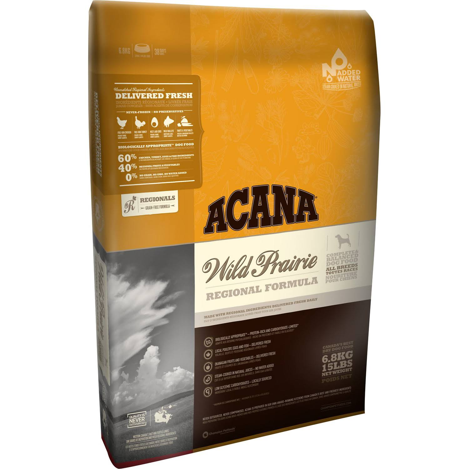 Taste Of The Wild Dog Food Reviews >> Acana Wild Prairie dog food 11.4Kg - Big Dog World