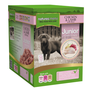 Natures Menu - Junior