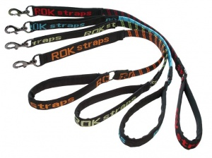 ROK Dog Lead 3 in 1 - large 90cm