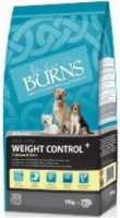 Burns Weight Control Chicken and Oats 15Kg