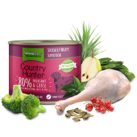 Natures Menu Country Hunter Cans - Pheasant and Goose