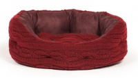 Danish Design Bobble Damson Large Slumber Bed