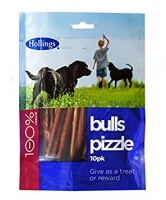 Hollings Bull Pizzles - pack of 10
