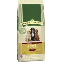 James Wellbeloved Large Breed Adult Lamb and Rice 15Kg