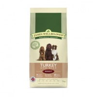 James Wellbeloved Adult Turkey and Rice 15Kg