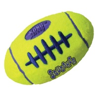 Kong Air Dog Squeaker American Football - large