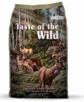 Taste of the Wild Pine Forest Venison and Legumes 13Kg