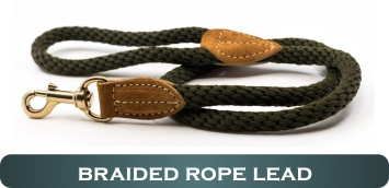 Braided lead