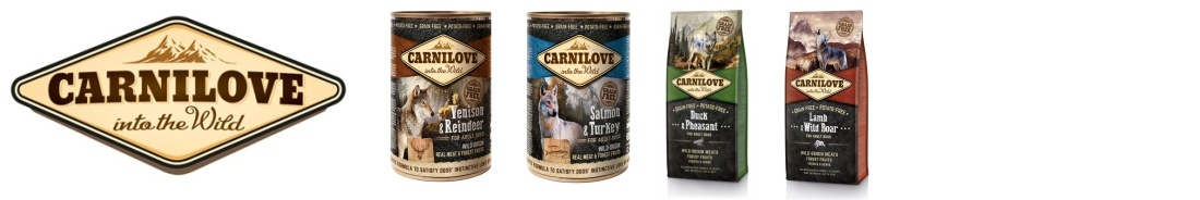 Carnilove Dog Food