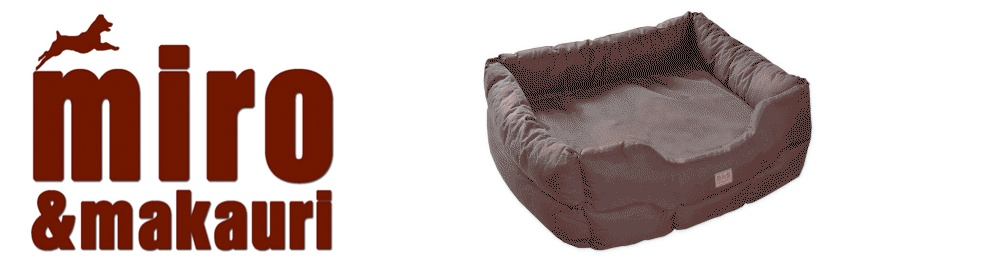 NEW: Miro & Macauri XL Dog Beds