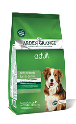 Arden Grange Lamb and Rice 12Kg
