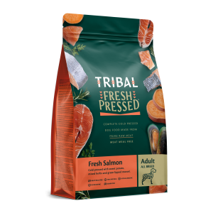 Tribal Cold Pressed Fresh Salmon Adult 12Kg