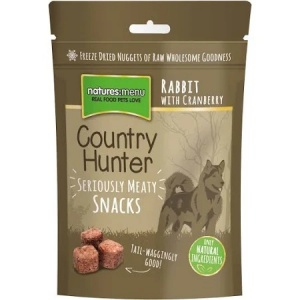 Country Hunter Rabbit and Cranberry Treats