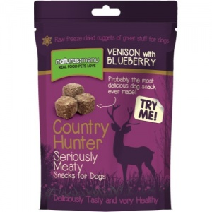 Country Hunter Venison and Blueberry Treats