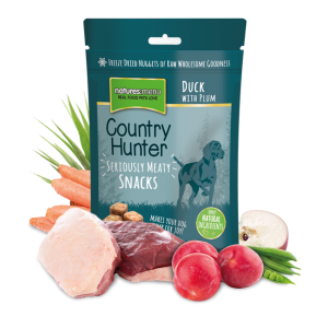 Country Hunter Duck and Plum Treats