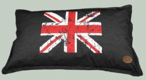 Snug and Cosy Denim Lounger - Union Flag