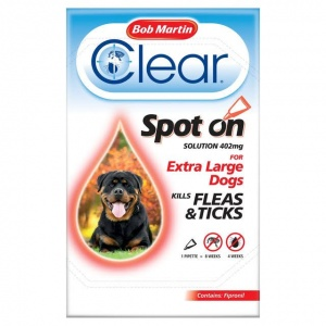 Bob Martin Flea Clear for XL dogs