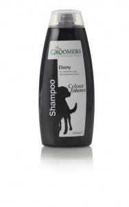 Groomers Ebony Black Shampoo (300ml)