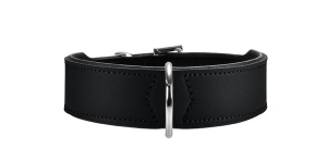 Hunter Split Leather Collar
