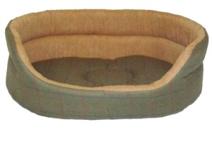 Danish Design Hunter Tweed Large Slumber Bed