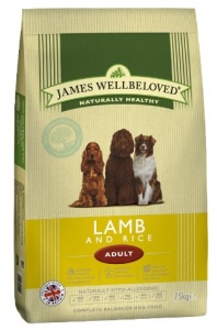James Wellbeloved Lamb and Rice