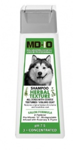 MD-10 Herbal Texture Shampoo