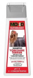 MD-10 Yorkshire Terrier Shampoo