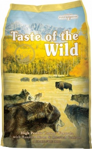 Taste of the Wild High Prairie Venison 12.2Kg