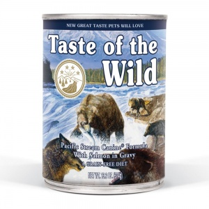 Taste of the Wild Pacific Stream Tins