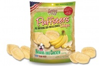 Puffsters Banana and Chicken Chips