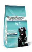 Arden Grange Light dog food 12Kg