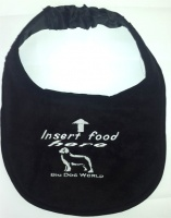 Big Dog World Dog Bib - Insert Food Here