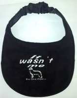 Big Dog World Dog Bib - It Wasn't Me