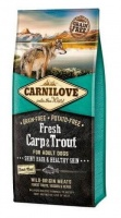 Carnilove Adult Carp and Trout 12Kg
