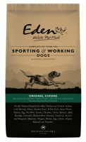 Eden 80/20 Original Cuisine Medium Working Dog Food 15Kg