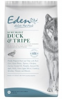 Eden Semi-Moist Duck and Tripe Dog Food 12Kg