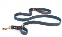 Ezydog Vario 4 Dog Lead - Denim