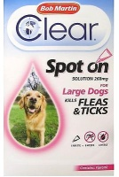 Bob Martin Flea Clear for large dogs