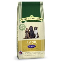 James Wellbeloved Senior Lamb and Rice 15Kg