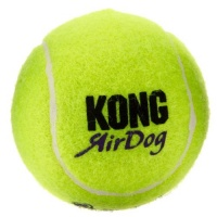 Kong Air Dog Squeaker Tennis Balls - large