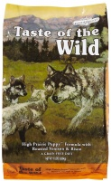 Taste of the Wild Puppy: High Prairie Venison 13Kg