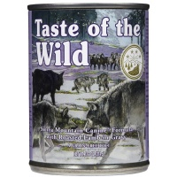 Taste of the Wild Sierra Mountain Tins